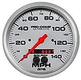Auto Meter 4481 Ultra-Lite GPS Speedometer