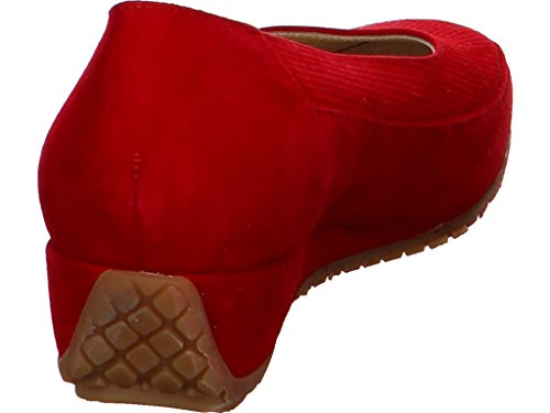 Shoes Red 50 220 Bagnoli Women's Court 60041 nqRWZOX