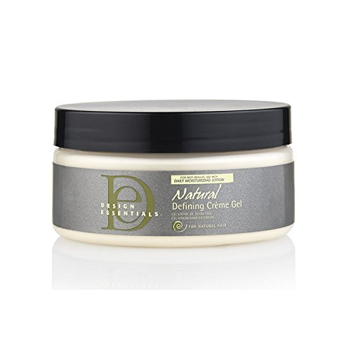 - Design Essentials Natural Defining Creme Gel, 7.5 Ounce