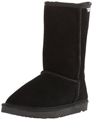 Aussie Merino Bridget High Kids Boot (Toddler/Little Kid/Big Kid), Black, 8 M US Toddler ()