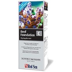 Red Sea Fish Pharm ARE22033 Reef Foundation Magnesium Supplement-C for Aquarium, 500ml