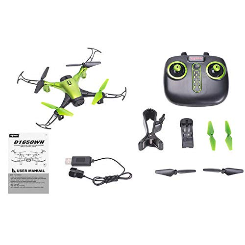Phantom Sky WiFi FPV Drone-Green from 4D Cityscape