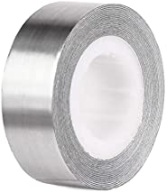 Golf Lead Tape High Density Self-adhesive Lead Tape Silver Coated Weight Roll 107x12mm