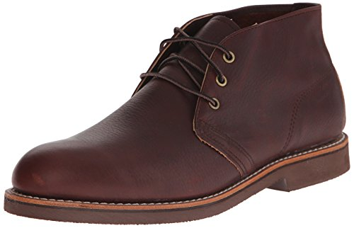 Oil Heritage Up Briar Men's Slick Chukka Postman Red Lace Wing 1xqwY8f