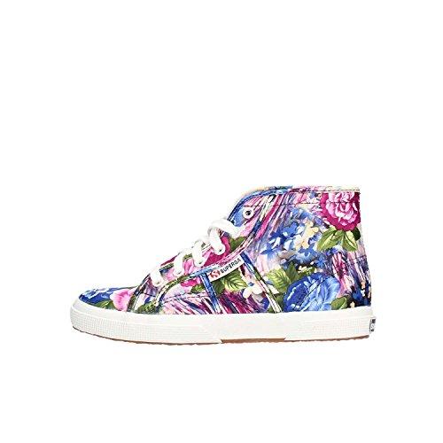 superga 2095-cotw fabric 28 sneakers alta donna fiorata (39)