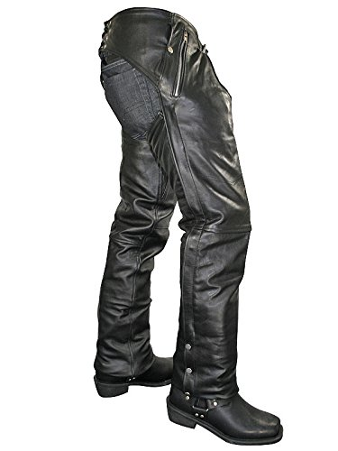 Insulated Motorcycle Chaps - 1