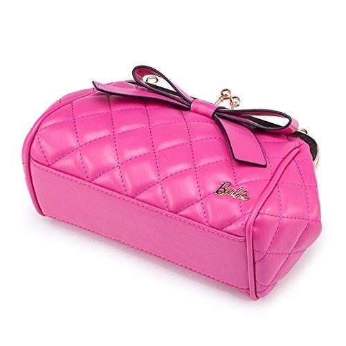 Bolso Mujer Puro Para Elegante En Color Baguette Hebilla 18 Con Barbie RwdOqR