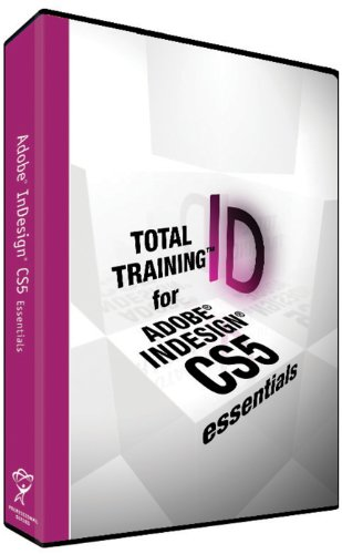 Total Training Adobe Indesign CS5 Essentials (Indesign Training)