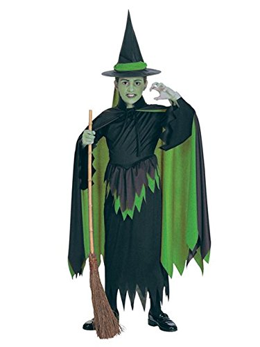 Rubies The Wizard of Oz Wicked Witch of the West Child Costume-Large