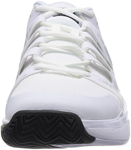 Nike, Scarpe da tennis uomo white/metallic zinc