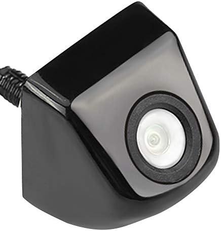 Okuguy 車CCDリアビューカメラのバックアップ駐車場ナイトビジョンバックミラーカメラ防水ブラック