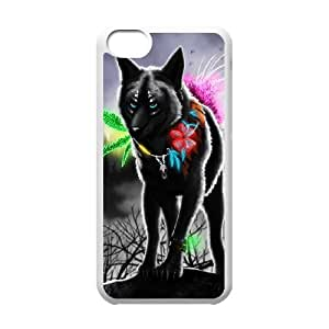 iPhone 5C Phone Case THE WOLF WTW621812