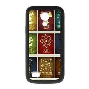 Custom Beautiful Pattern Cool Fashion Design Hot Custom Luxury Cover Case For Samsung Galaxy S4 Mini