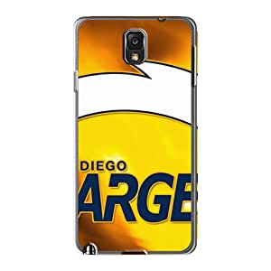 Best Hard Cell-phone Case For Samsung Galaxy Note 3 (yic1806jcjR) Customized Nice San Diego Chargers Skin