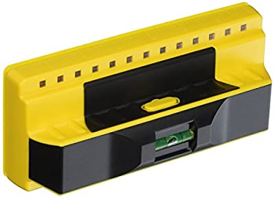 ProSensor 710+ Professional Stud Finder with Built-in Bubble Level and Ruler from Franklin Sensors Inc.