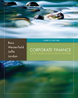 corporate finance core principles and applications pdf
