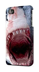 S1341 Jaws Shark Mouth Case Cover For IPHONE 5C by supermalls