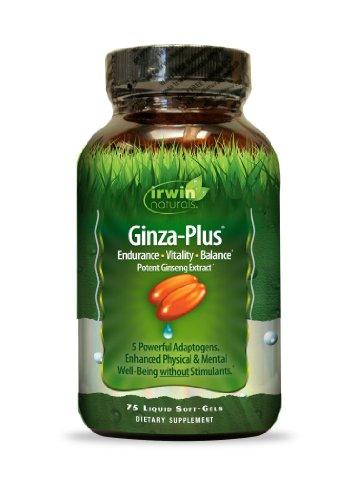 Irwin Naturals Endurance Supplement 75 Count