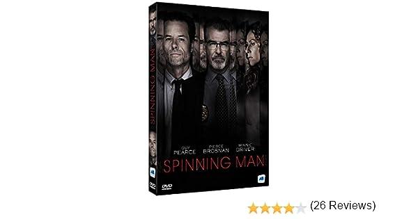 Spinning Man [Francia] [DVD]: Amazon.es: Guy Pearce, Pierce ...