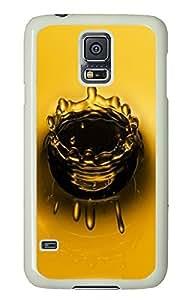 waterproof Samsung Galaxy S5 covers Water Id15 PC White Custom Samsung Galaxy S5 Case Cover