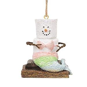 41o3qU1WWrL._SS300_ 100+ Mermaid Christmas Ornaments