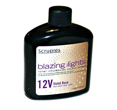 SCRUPLES BLAZING HIGHLIGHTS HAIR COLOR - 12V - VIOLET by Scruples