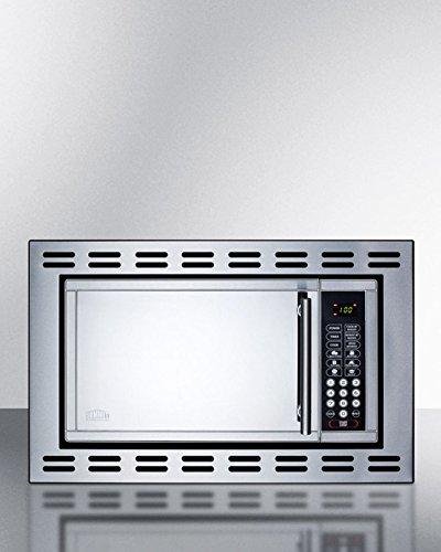 Summit OTR24 Microwave Stainless Steel