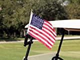 Golf Cart Flagpole