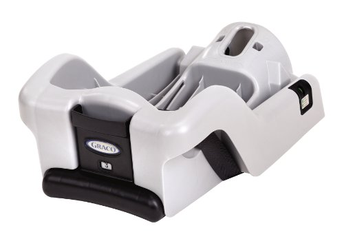 Graco SnugRide Classic Connect 30 Infant Car Seat Base, Silver, 1831751