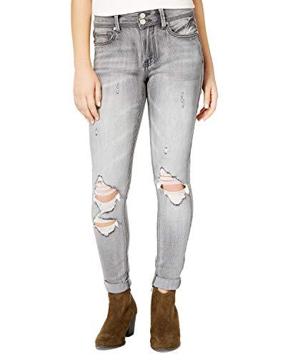 Indigo Rein Women's Juniors' Ripped Skinny Jeans Virginia ()