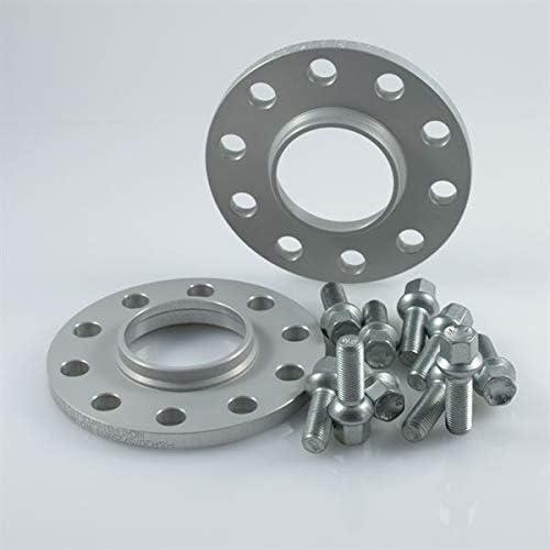 ABE Spurverbreiterung mit Radschrauben TuningHeads//H/&R 515415.DK.55573-15-OS.A3-8V Wheel spacers