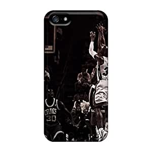 Perfect Miami Heat Ray Allen Case Cover Skin For Iphone 5/5s Phone Case