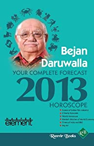 Paperback Your Complete Forecast 2013 Horoscope Book