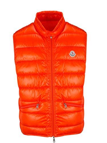 Homme Orange Moncler Gilet Polyamide 433619953029318 fqwwdx1H