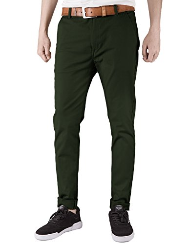 Italy Chino Stretch Cotton Trousers product image