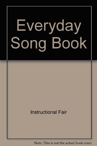 Everyday Song Book Everyday Song Book