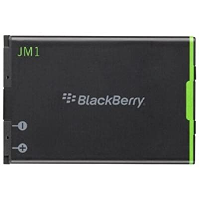 Blackberry Oem Jm1 J-m1 Bat-30615-006 1230mah Battery For Bold 9900 9930 Torch 9860 9850 by Blackberry RIM
