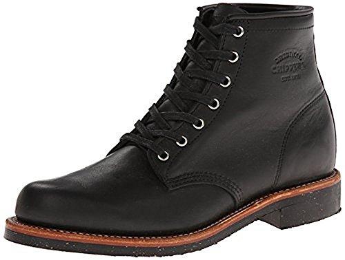Original Chippewa Collection Men's 1901M24 6 Inch Service Utility Boot, Black Odessa, 9.5 D US (Chippewa Service Boot compare prices)
