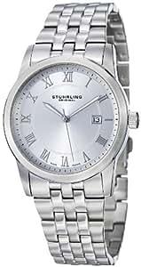 Stuhrling Original Men's 961G.33112 Classic Ascot Paramount Swiss Quartz Date Watch