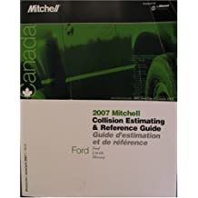 Mitchell Collision Estimating and Reference Guides (Domestic Canada) Ford (Mitchell Collission Estimating & Reference Guide)