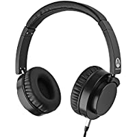 Audiomate NC101 Active Noise Cancelling Headphones - Black