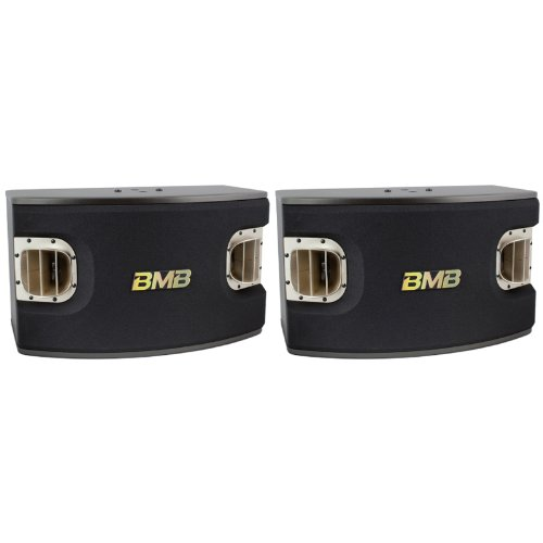 BMB CSV-900 (SE) 1200W 12-Inch 3-Way Bass Reflex Speakers, Set of 2