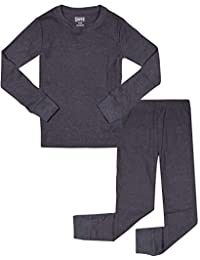 54164dbfc Warm Long John Thermal Underwear Top and Pant Set