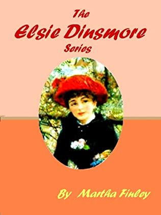 book cover of Elsie Dinsmore