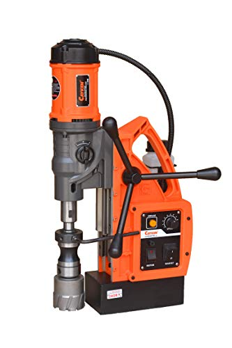 CAYKEN Magnetic Base Drill KCY-100/3WDO 100mm Core Drill Variable Speed With Twist Drill And M26 Reverse Tapping