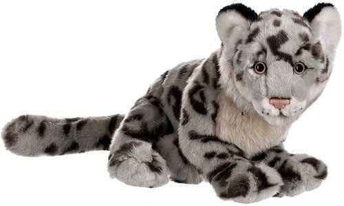 Amazon Com Webkinz Signature Snow Leopard Toys Games