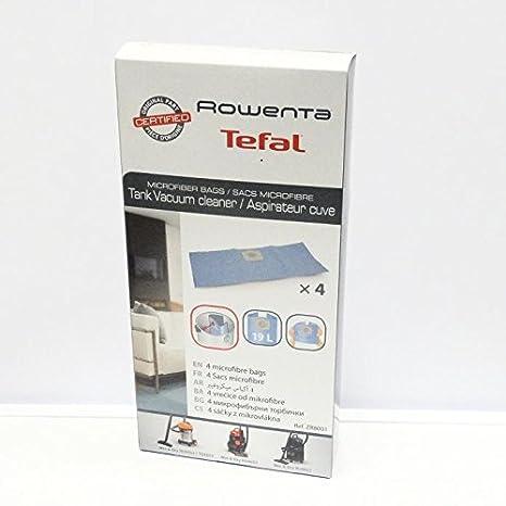 Bolsas de microfibra para aspiradores (x4)/Pro/Wet& Dry Pro ...