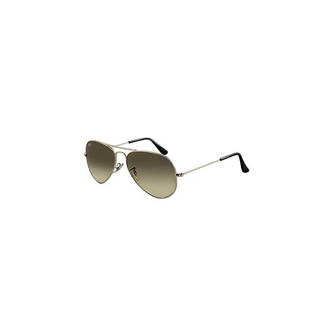 Ray-Ban RB3025 Aviator Gafas de sol: Amazon.es: Ropa y ...