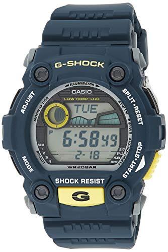 g shock watch blue - 7