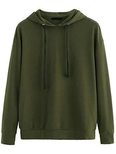 Green Hooded Top - 3